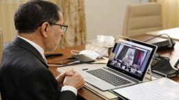 Télétravail : El Othmani pris en flagrant délit en train de jouer à CANDY CRUSH durant le dernier conseil du gouvernement